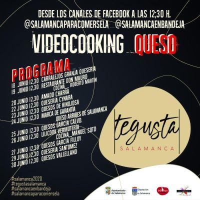 El queso protagoniza #TeGustaSalamanca