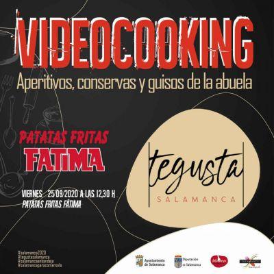 Patatas Fritas Fátima - #TeGustaSalamanca
