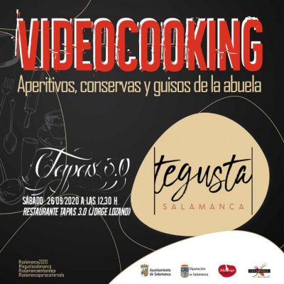 Tapas 3.0 - #TeGusta Salamanca