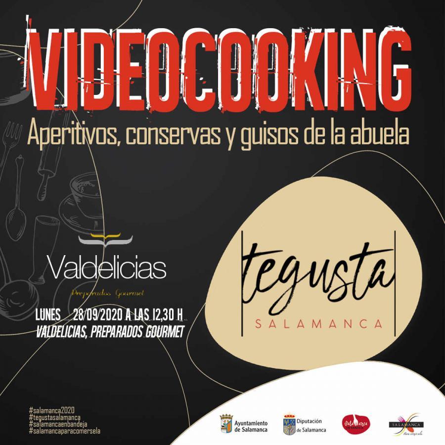 Valdelicias Preparados Gourmet - #TeGustaSalamanca