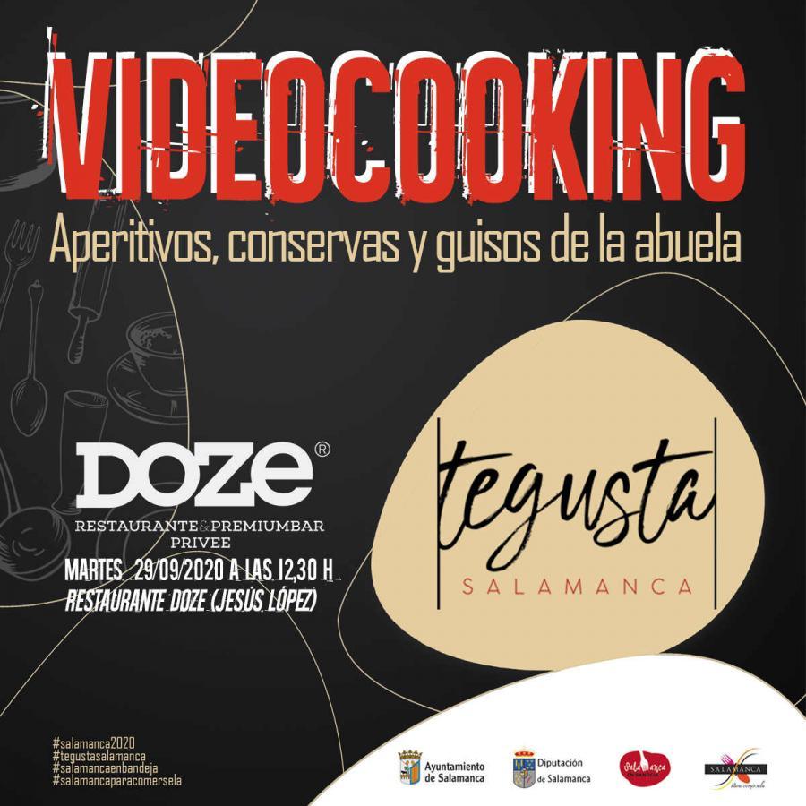 Restaurante Doze #TeGustaSalamanca
