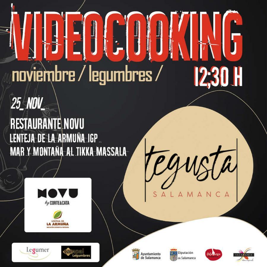 Restaurante NOVU #TeGustaSalamanca