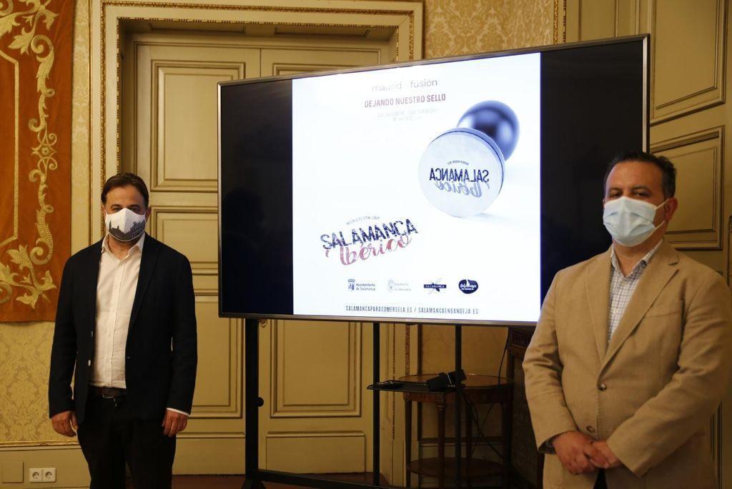 Salamanca volverá un año más a Madrid Fusión