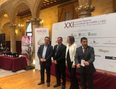 Campeonato de Castilla y León  de Sumilleres 2019