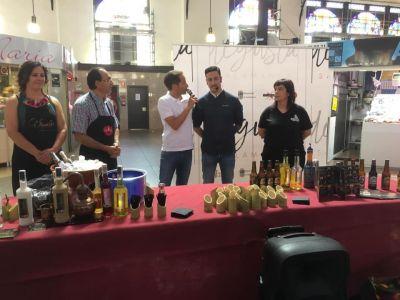 Junio: Cervezas y licores artesanos