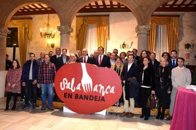 Salamanca en bandeja se presenta en sociedad
