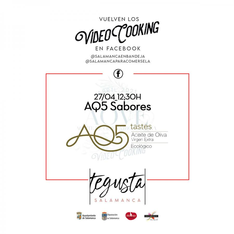 AQ5 Sabores - #TeGustaSalamanca