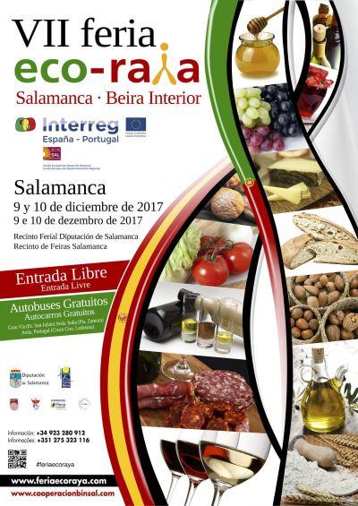Salamanca en Bandeja en la Feria Ecoraya
