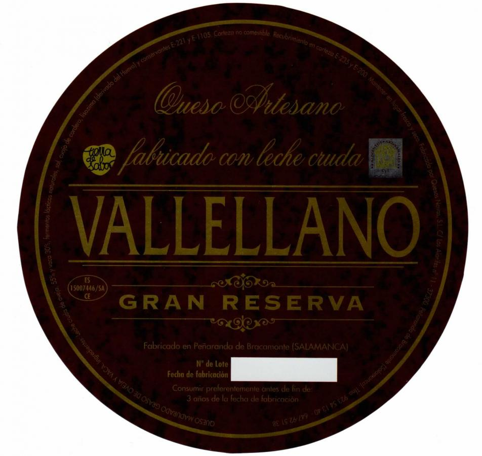 Quesos Vallellano