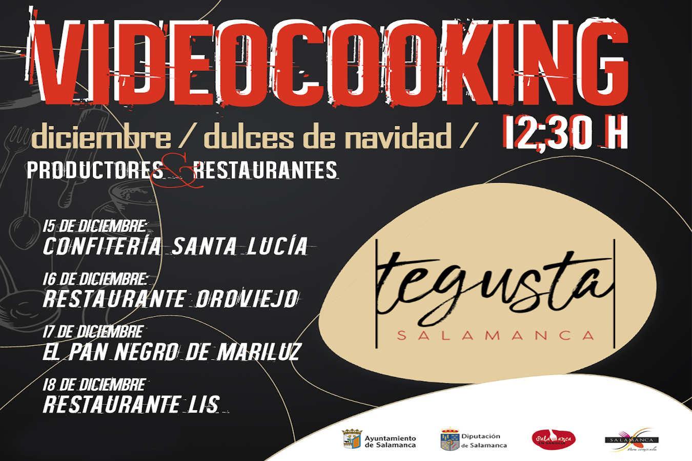 Diciembre: Mes de los dulces navideños en TeGusta Salamanca