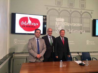 Presentación de Salamanca en Bandeja
