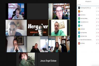 Reunión Equipo de trabajo