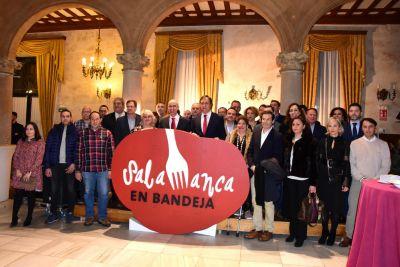 Salamanca en bandeja alcanza los 60 socios